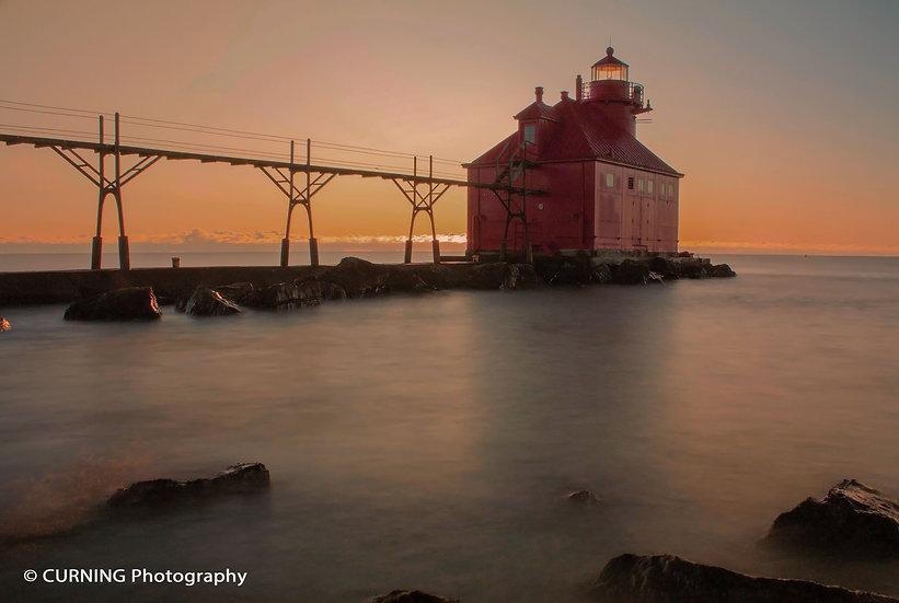 Sturgeon Bay Lighthouse