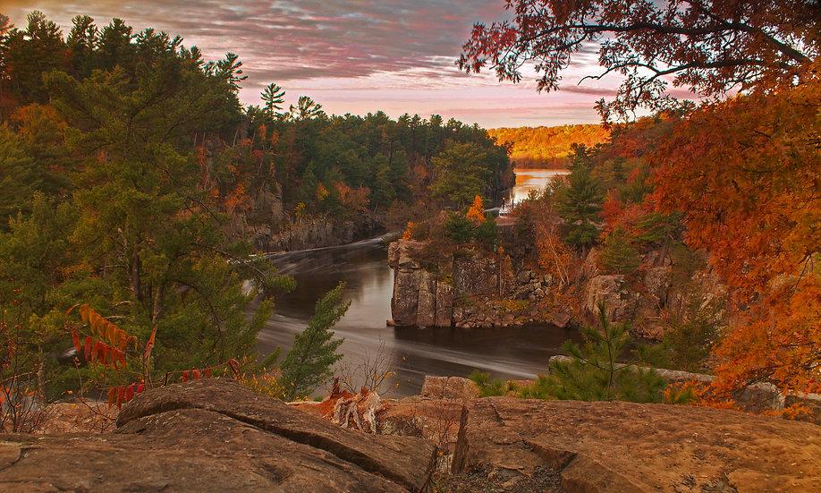 Fall River (St Croix Falls, WI)