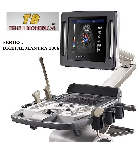 4D Color Doppler Ultrasound