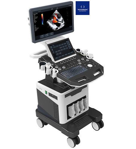 Echocardiography Color Doppler Ultrasound