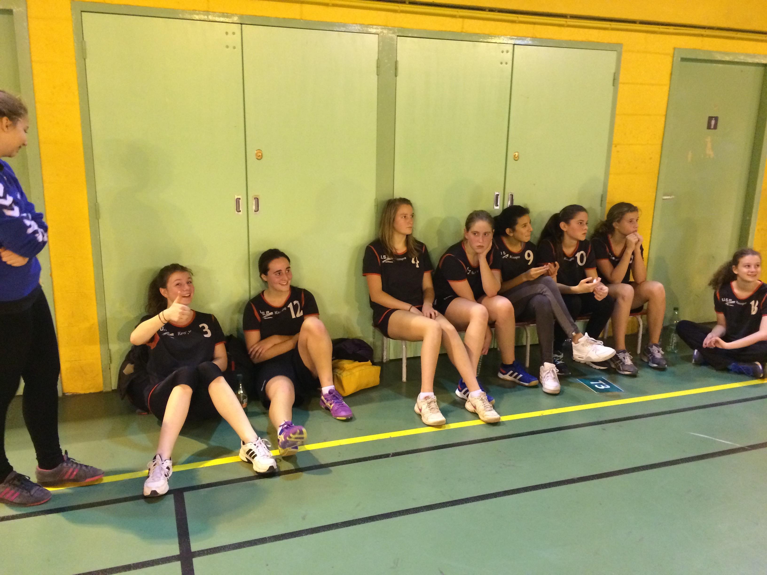 Match des -17 Féminines