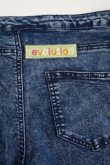 revolution iron-on patch