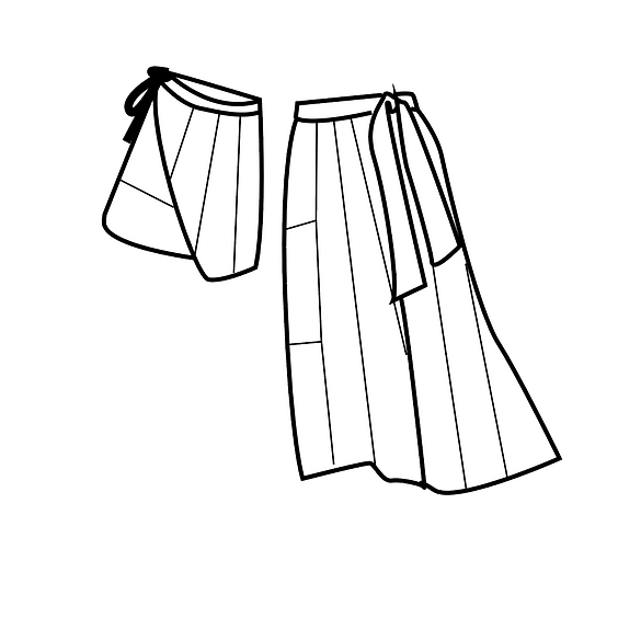 Easy Wrap Skirt Sewing Course