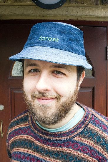 forest bucket hat