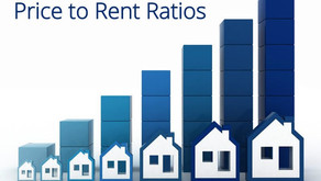 PRICE TO RENT RATIOS