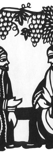 聖經故事系列之十-黑白 Bible Story 10-Monochromatic