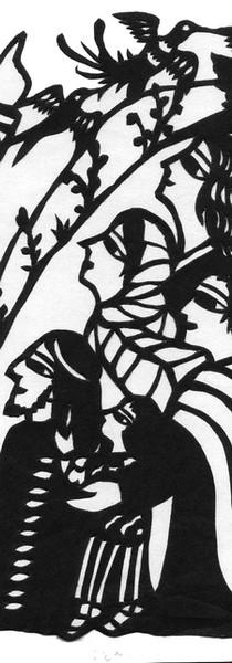 聖經故事系列之六-黑白 Bible Story 6-Monochromatic