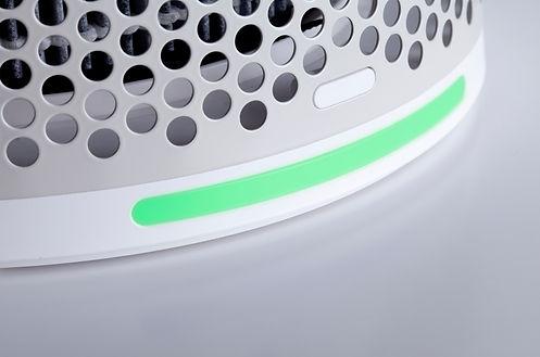 solair čistička vzduchu indikátor