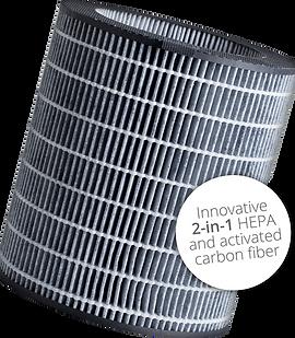 solair čistička vzduchu filtr