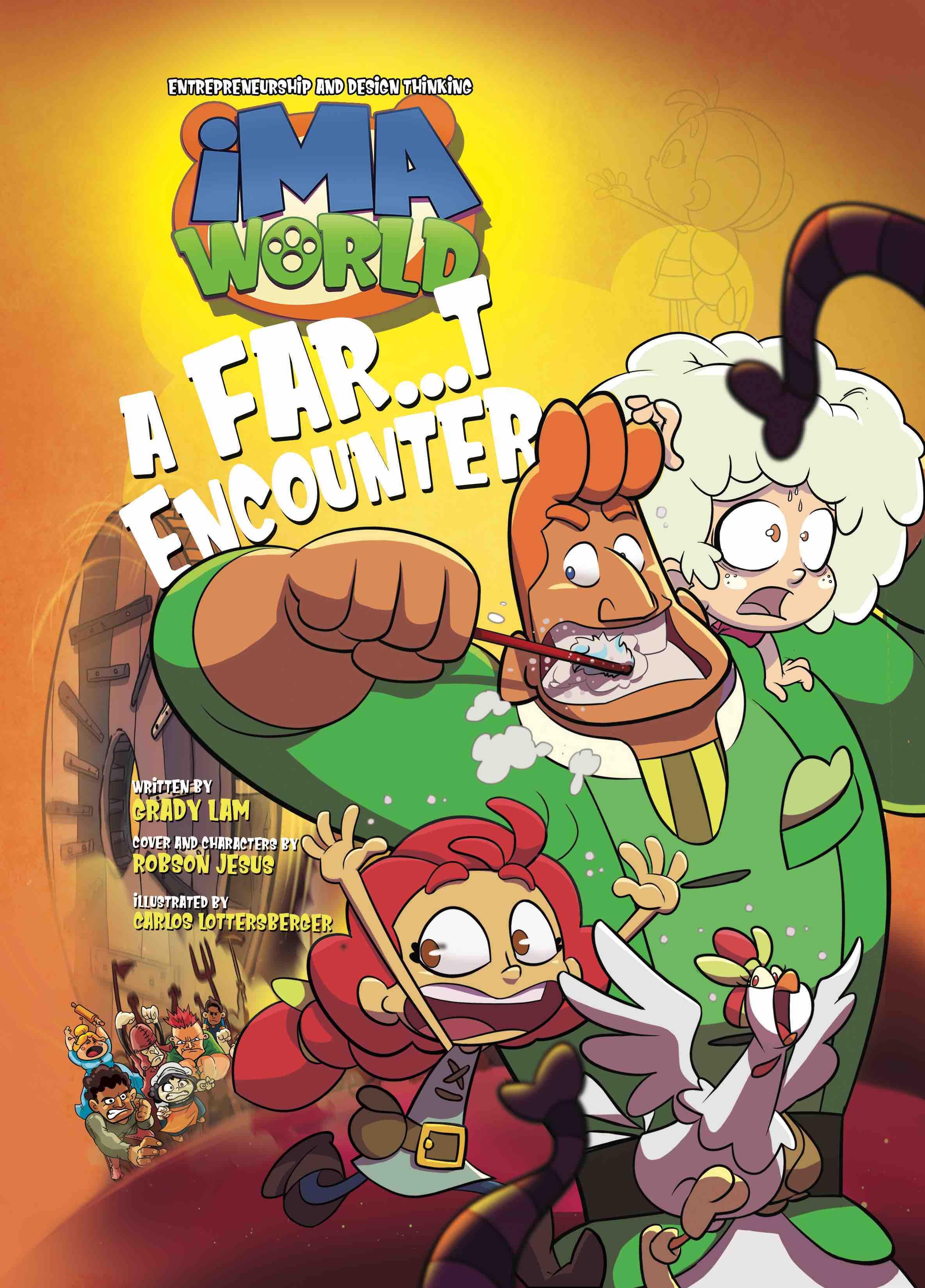 Cover 02 A Far...t Encounter
