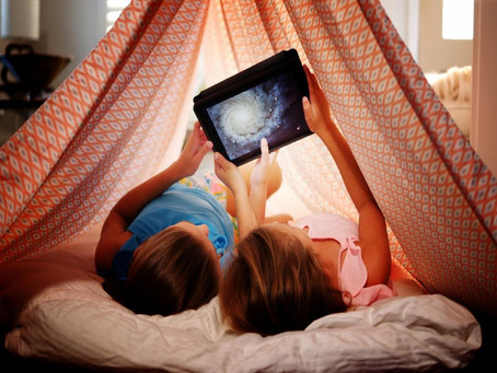 10 Indoor Camping Ideas Your Kids Will Love
