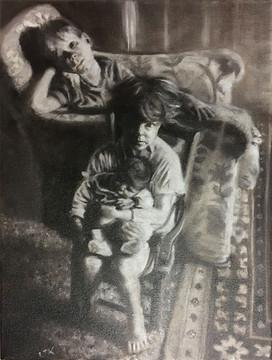 Manon, Anais et Benjamin (commission)