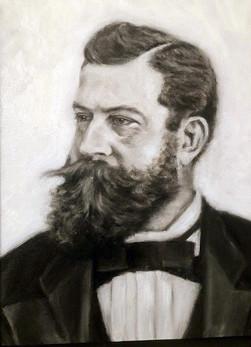 Ururgrossvater von Enzberg (commission)