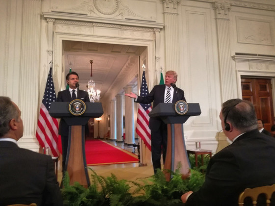 U.S. and Italy Agree to Security in the Mediterranean and a Conference on Libya in the Fall