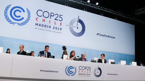 """COP25"" Conference Meets in Madrid"