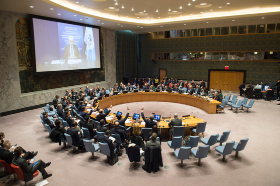 Security Council Issues Press Statement on DPRK Ballistic Missile Launch