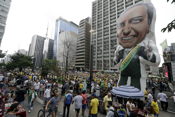 Op-Ed: Brazil Move to Embrace the Rhetoric of Populism and the Arab World.
