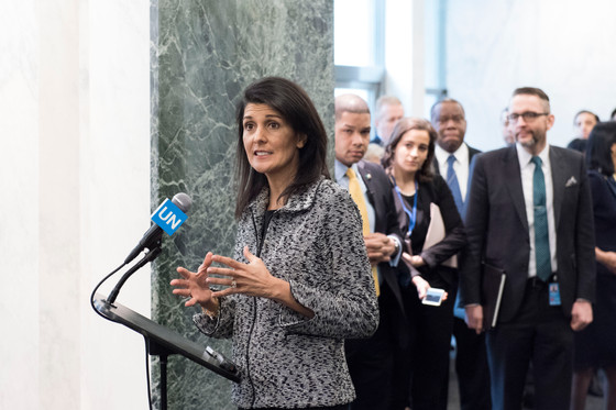 Nikki Haley Greenlighted UN hiring of former Palestinian PM Salam Fayyad Before She Blocked It