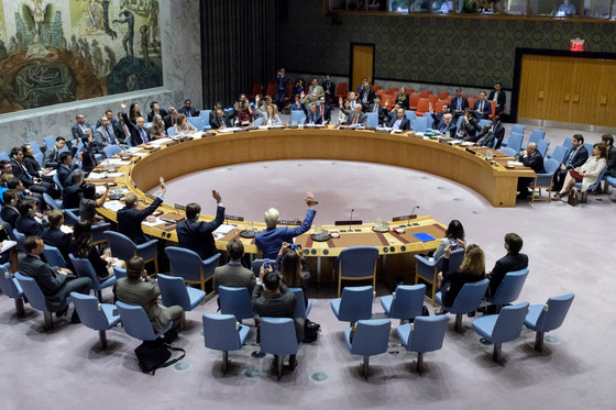 Emergency Meeting of the U.N. Security Council to discus latest North Korea Nuclear Test on Monday 9