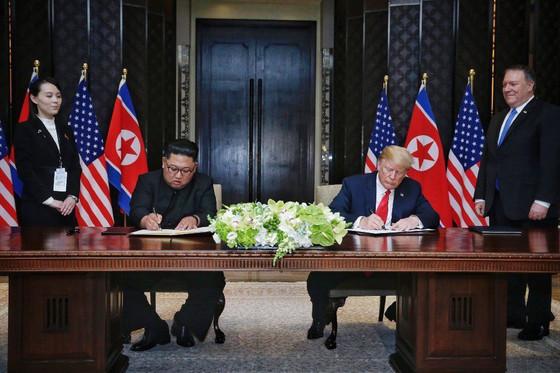 READ: Full Text of Trump-Kim Signed Statement