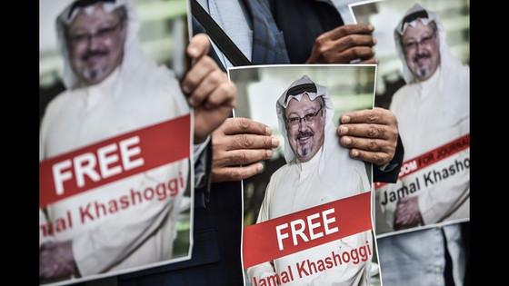 Mounting Pressures on Saudi Arabia Over the Disappearance of Jamal Khashoggi.