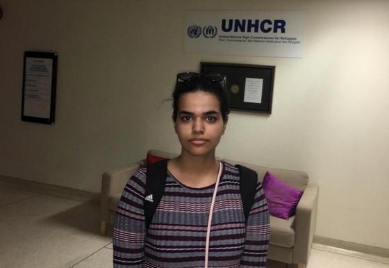 UNHCR Welcomes Canada's Resettlement of Saudi National Rahaf Al-Qunun