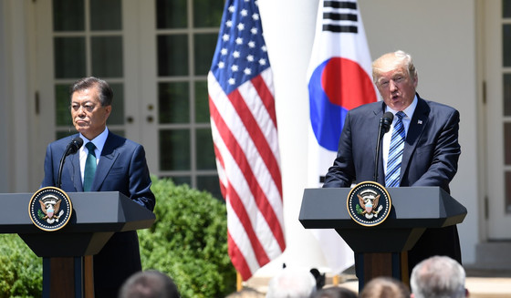 Joint Statement between the United States and the Republic of Korea