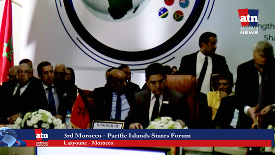 3rd Morocco- Pacific Islands States Forum