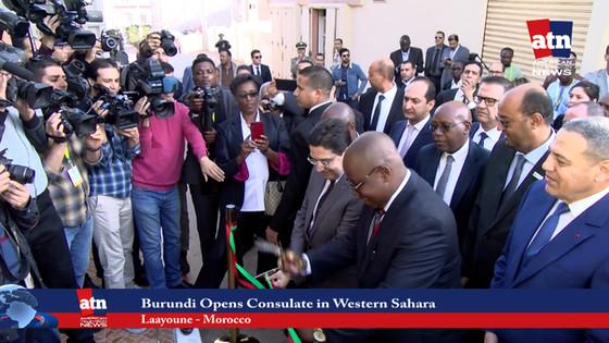 Burundi Opens Consulate in Laayoune