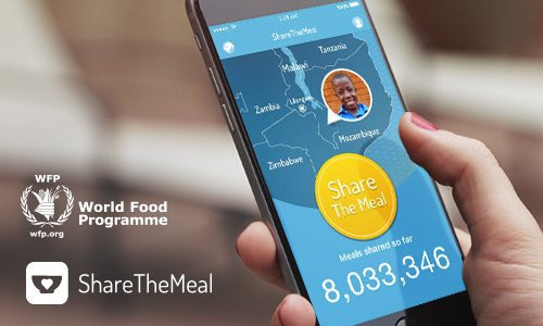 World Food Programme Launches 'Share The Meal' App During Ramadan