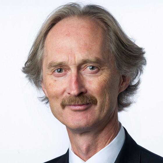 UN Names Norwegian Diplomat Geir Pedersen as New Syria Envoy