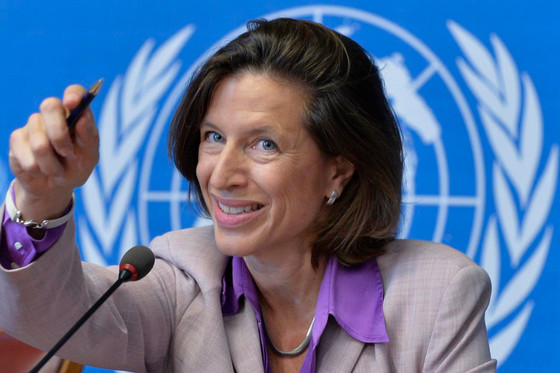 UN Secretary-General appoints Ms. Melissa Fleming of the United States as Under-Secretary-General fo