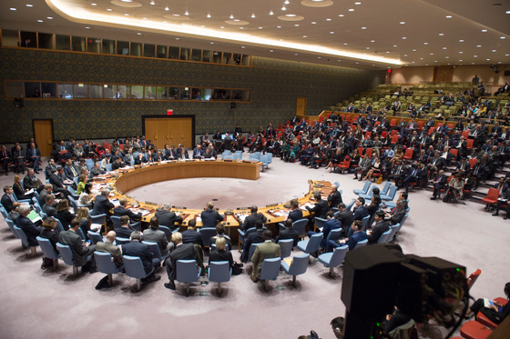 Security Council Press Statement on the terrorist attacks in Northern Egypt