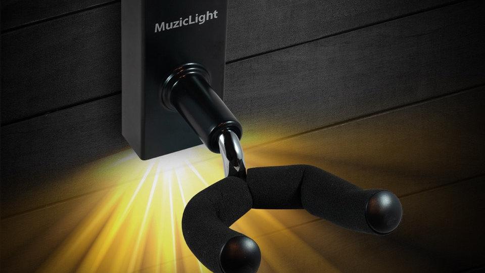 MuzicLight - White