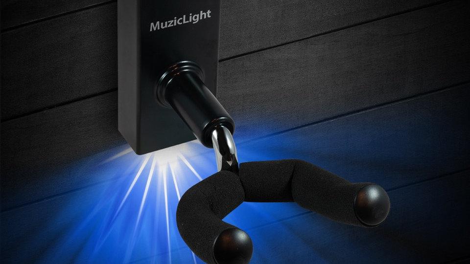 MuzicLight - Blue