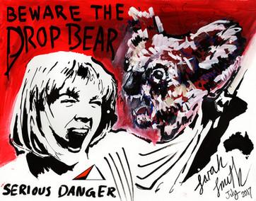Beware The Dropbear