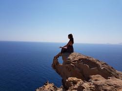 méditation et voyage