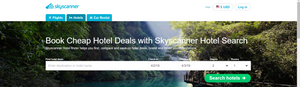 Skyscanner Saves you Time & Money. Compare All Prices and Save Today. Book Now! Cheap Car Rentals. Discover Our Destinations. Cheap Flights Worldwide. Search 1000s of Airlines. Find Deals On The App. Destinations: New York, London, Paris, Mumbai, Miami.