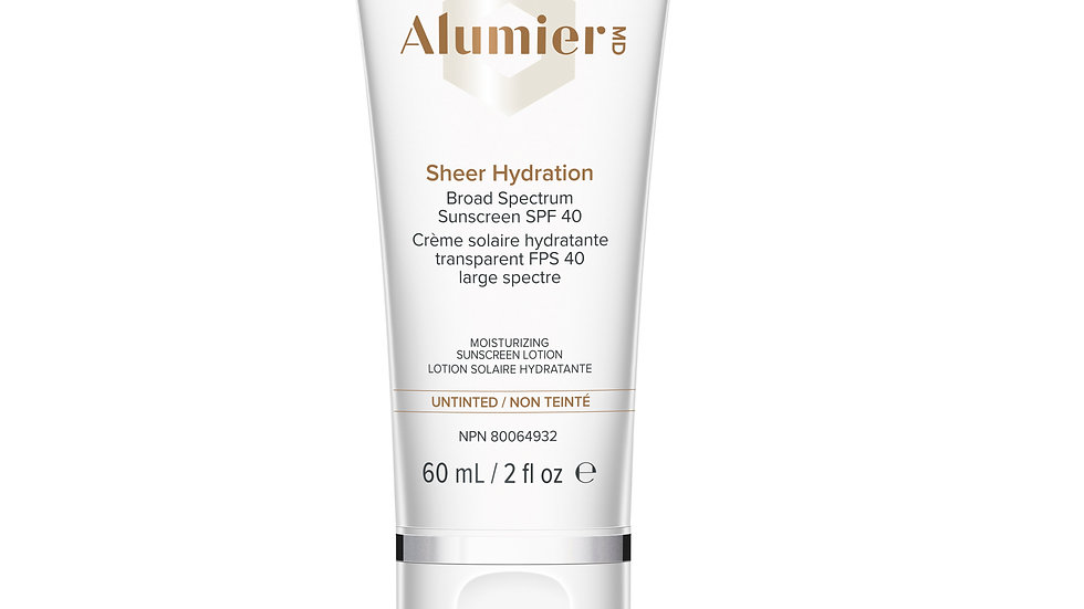 Sheer Hydration SPF 40 Untinted