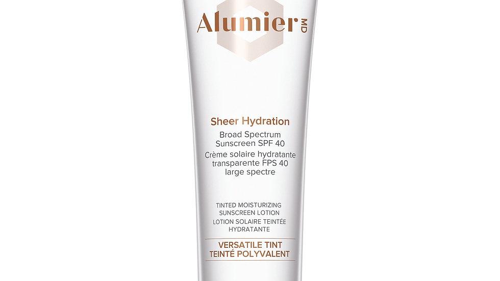Sheer Hydration SPF 40 Versatile Tint