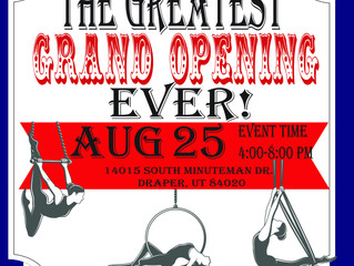 The Greatest Grand Opening!