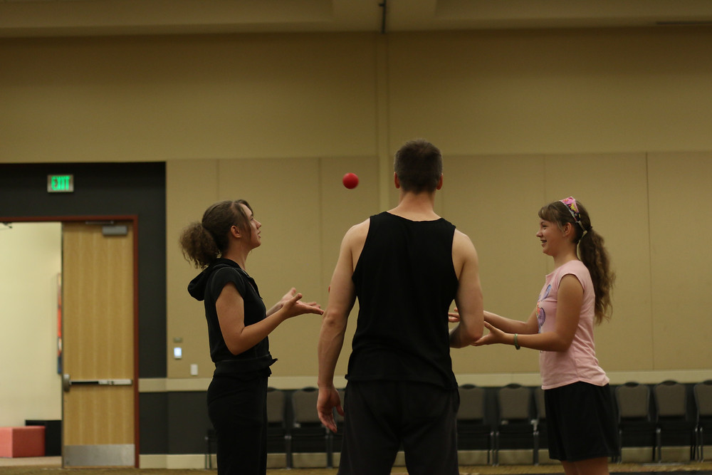 Utah juggling classes.