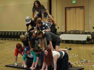 Utah Home Educators Association Convention 2017 - Circus Experience