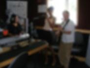 Great morning on Bristol's Radio Ujima d