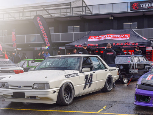 The #WannaBeRacer On Display With Raceworks At WTAC