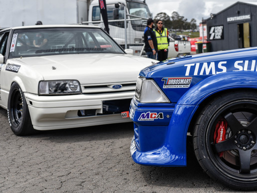 XDRIFT And The #WannaBeRacer XF Together At WTAC