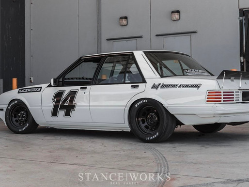 StanceWorks Feature The WannaBeRacer XF