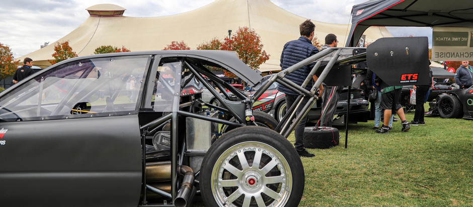 The Unlikely Racer - Hyundai Excel Sports Sedan