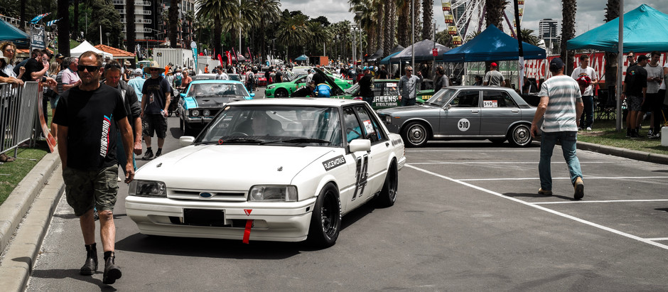 The #WannaBeRacer Shakedown At The Geelong Revival