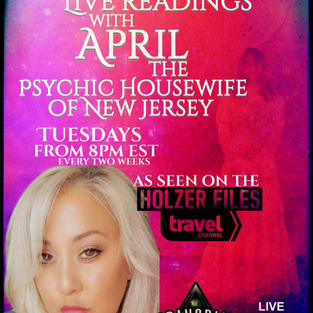 Live Readings on Paranormal Warehouse